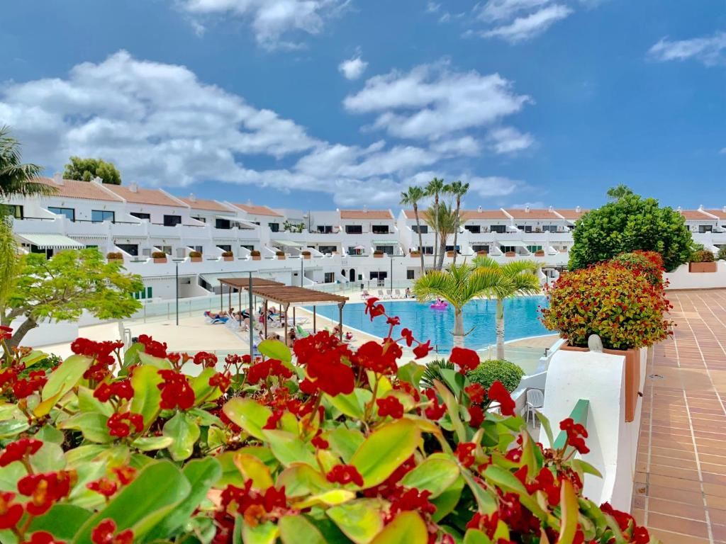 Parque Don Jose Apartments in South of Tenerife