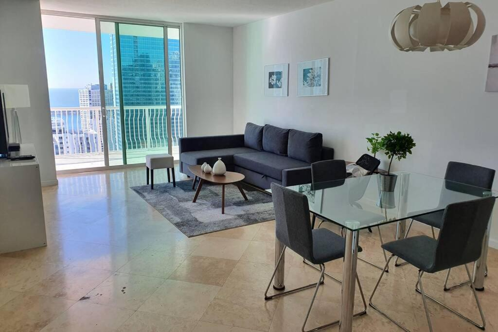 The Club at Brickell Penthouse Ocean View