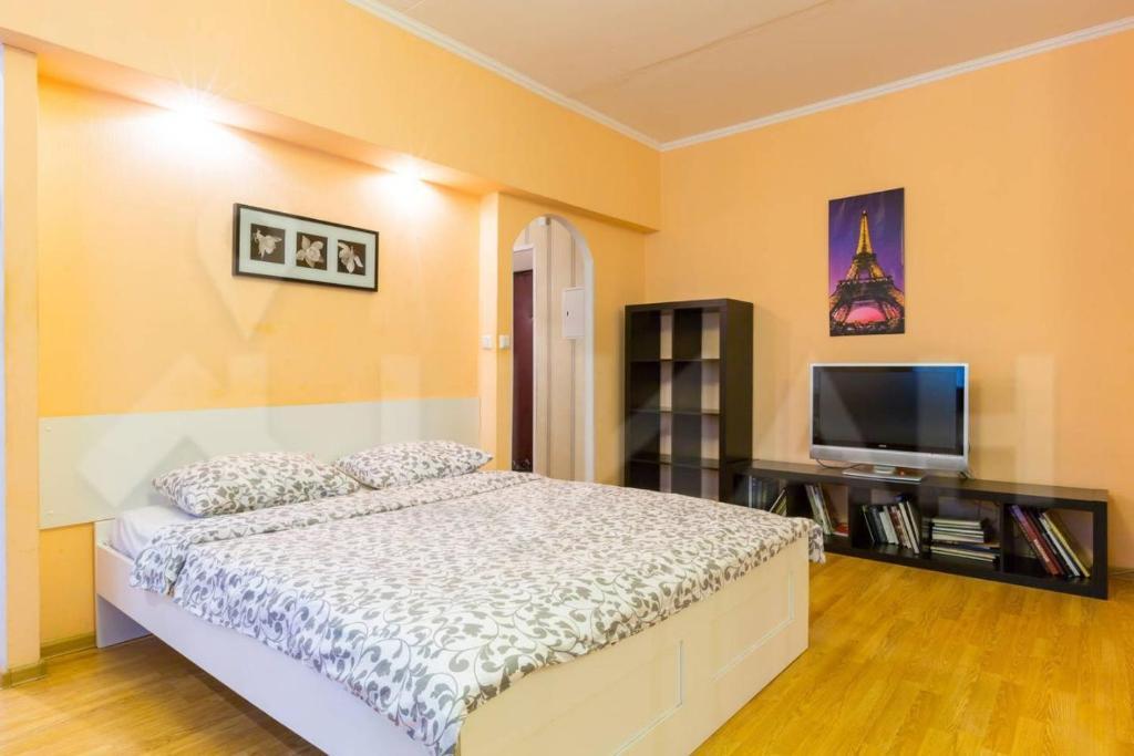 Однокомнатная квартира с евро ремонтом