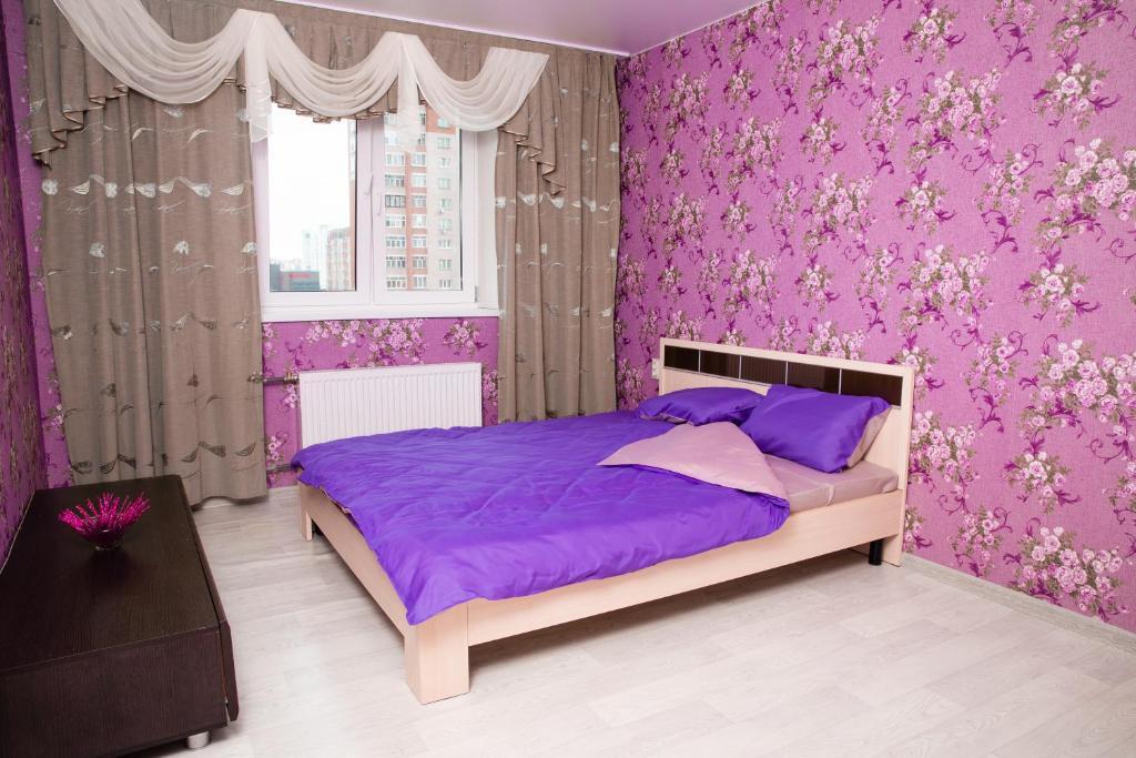 Апартаменты 1 спальная комната, 1 гостиная, 1 ванная комната, оборудована кухня. Идеально для семьи из 3 человек. Удобная транспортная развязка.