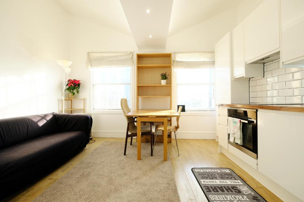 Newly refurbished flat in the heart of King's Cross