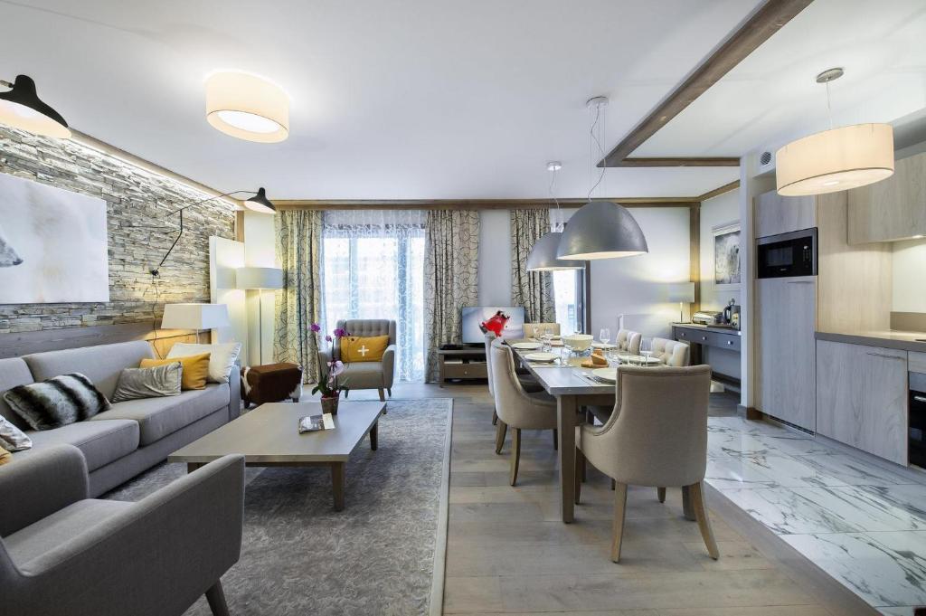 Apartment Carre Blanc 254