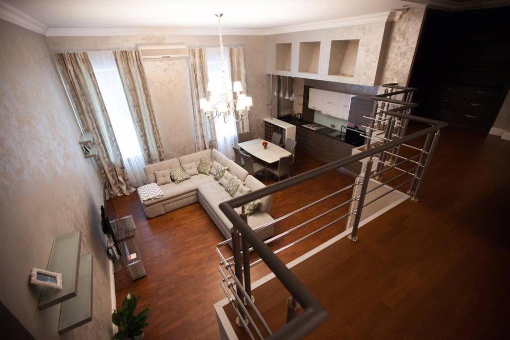двухуровневые аппартаменты класса люкс 5
