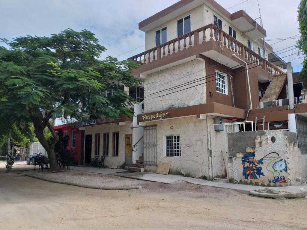 Hotel Casa Viejo Chac