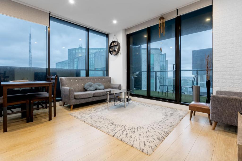 Melbourne-Premium *City road*Southbank Apartment