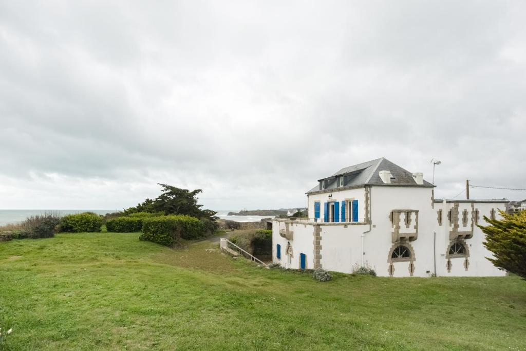 Fort Clohars - Maison d'exception Vue Mer