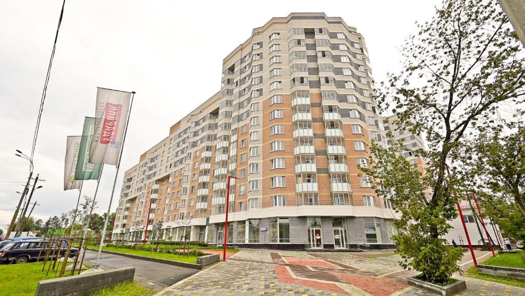 Однокомнатная квартира - Бакинских комиссаров, 93