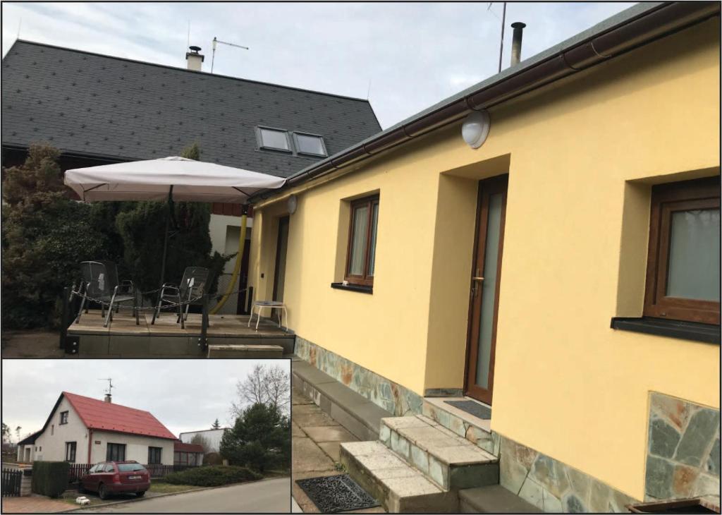 Apartmán v soukromí Hradec Králové
