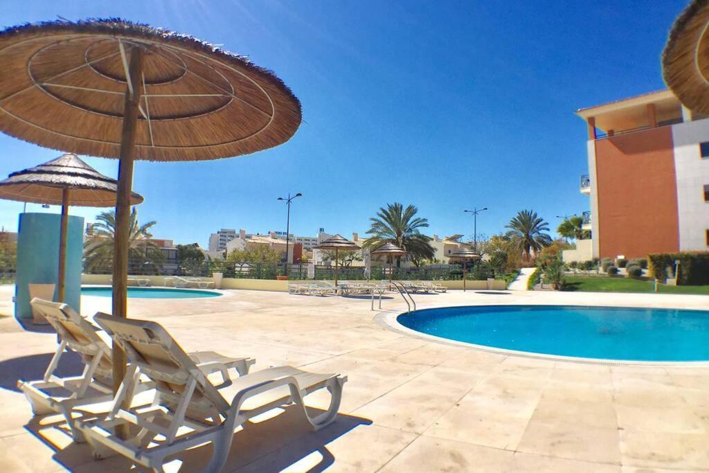 Albufeira parque da CORCOVADA standing flat W/Pool