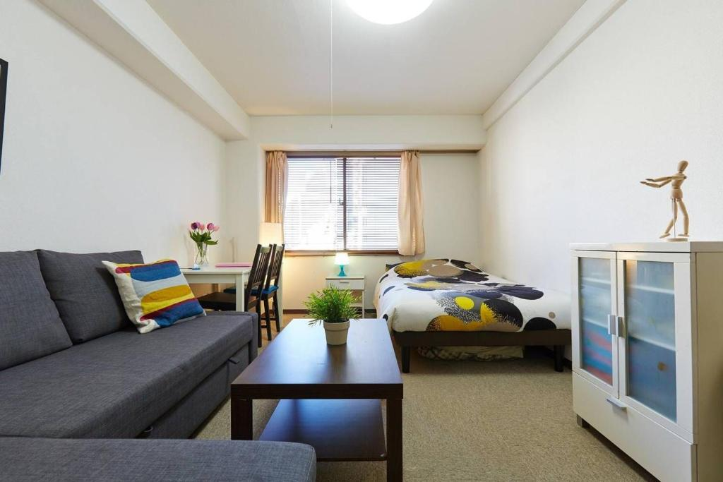 ROPPONGI Midtown Nearby 2 Min Walk, Nice 1 Room Apartment