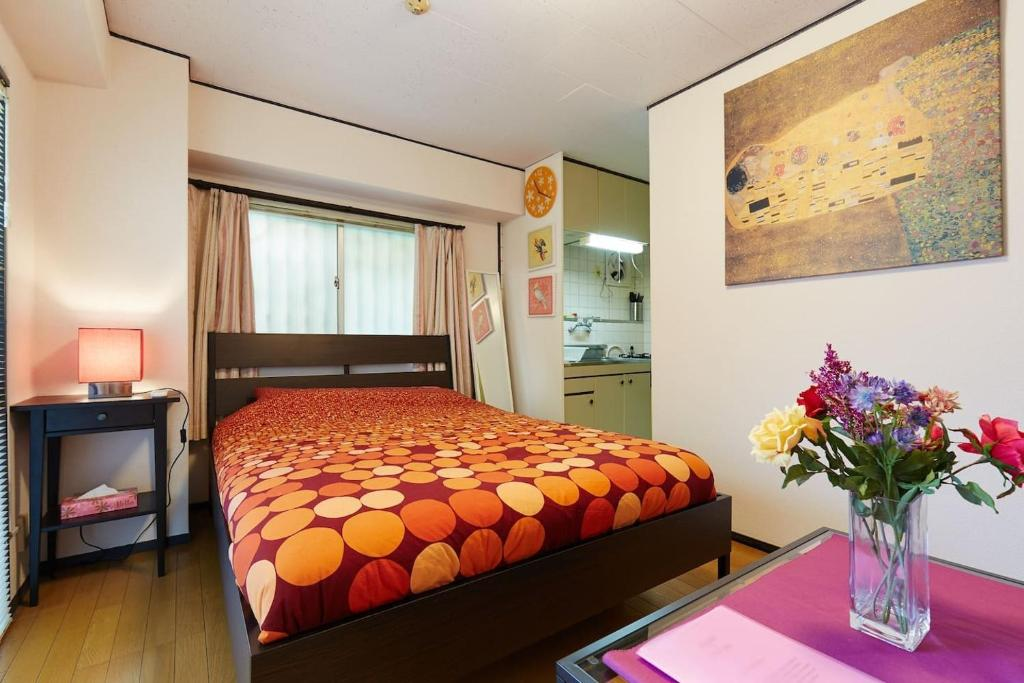 CENTRAL TOKYO Apartment, DBL Bed and Dbl Sofa Bed