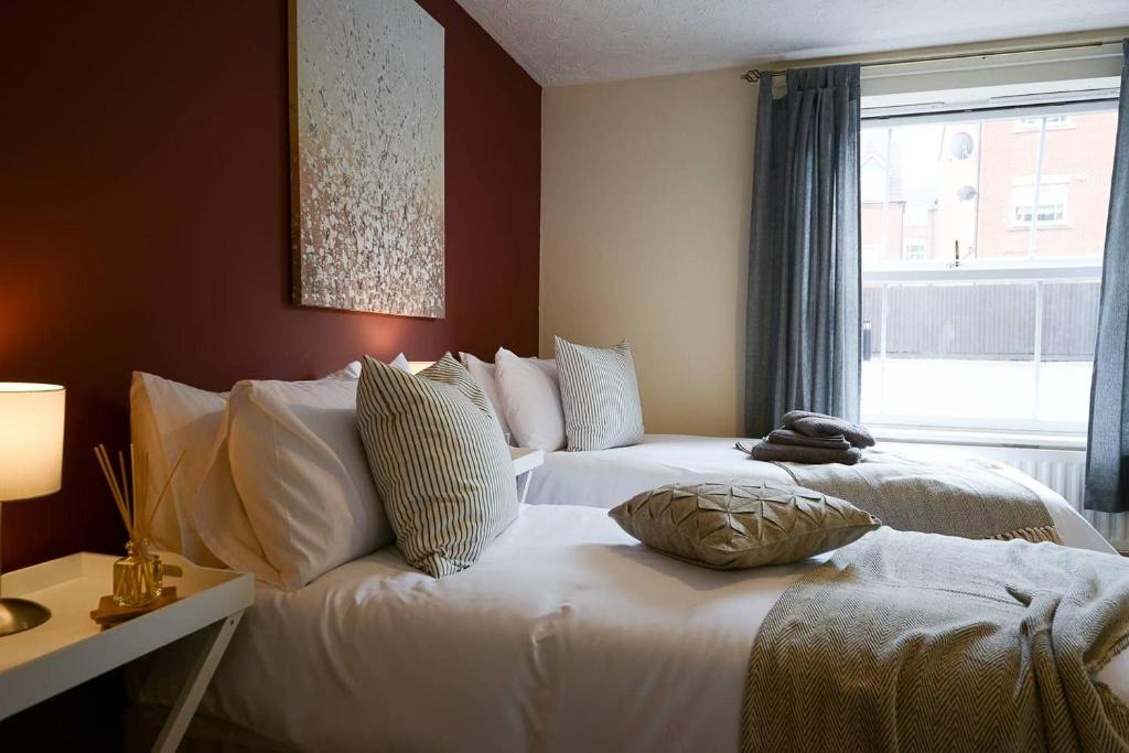 Beautiful Apartment - Private Parking - NEC/BHX
