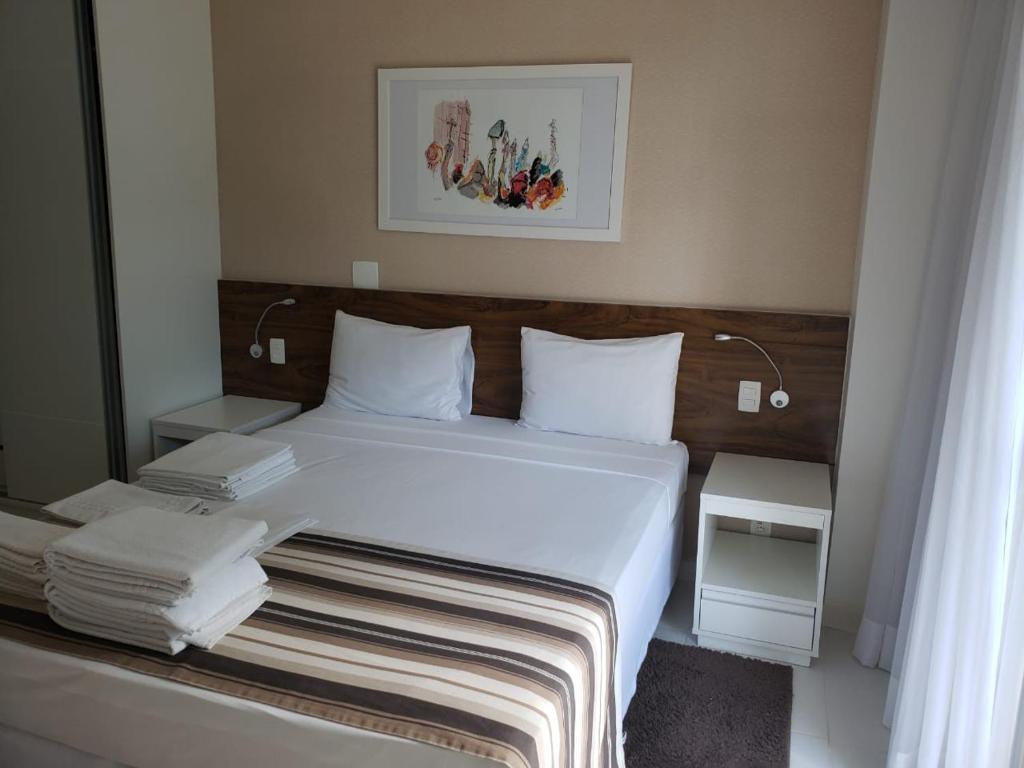FLAT ED. VISION SETOR HOTELEIRO NORTE quarto 423