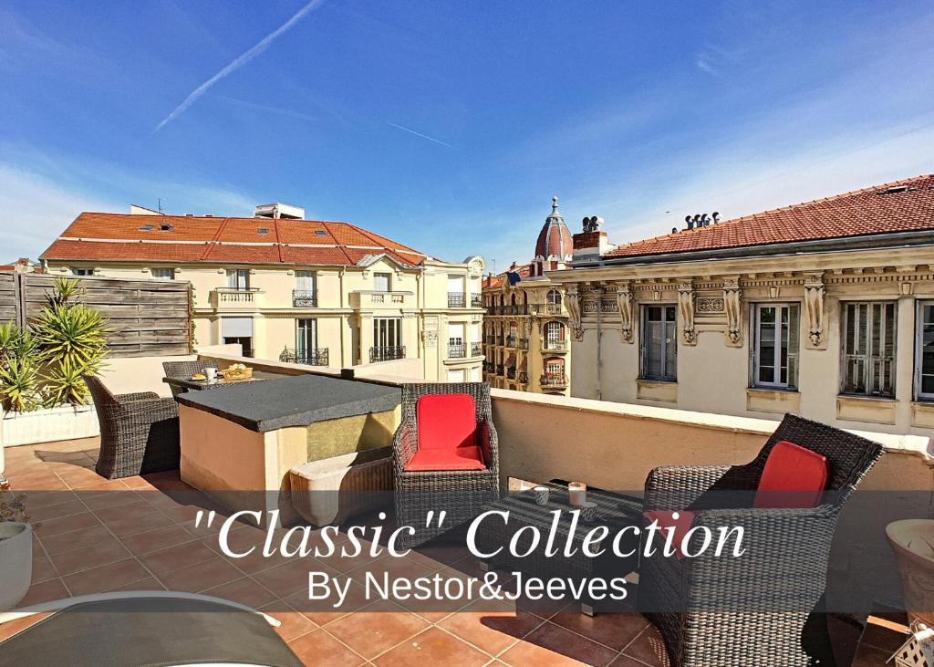Nestor&Jeeves - ESCURIAL TERRASSE - Magnificent terrace - Hyper center