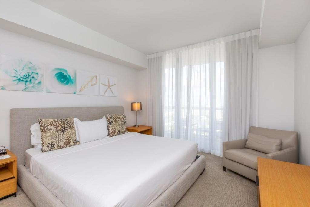 Private Ocean Luxury Condos at Beachwalk Resort condo