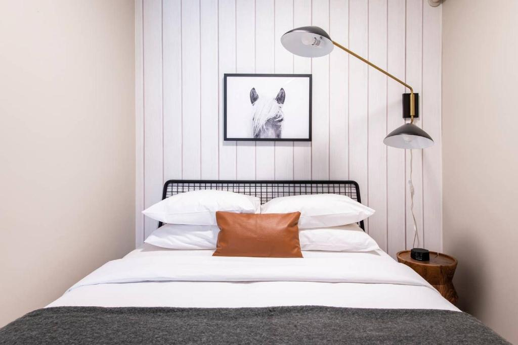 Abode Vue At 3rd 1-Bedroom Loft Style Suite (505)