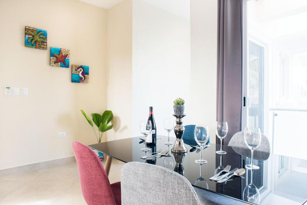 Double Swimming Pool Penthouse Suite in Cozumel 2