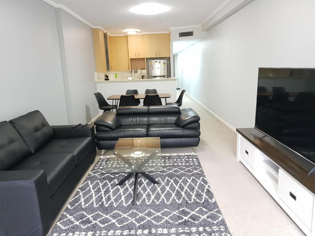 City centre serviced apartments