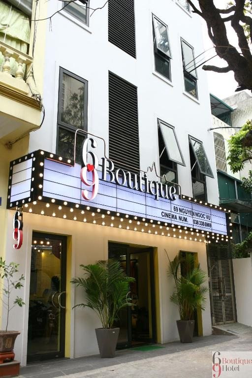 69 Boutique Hotel