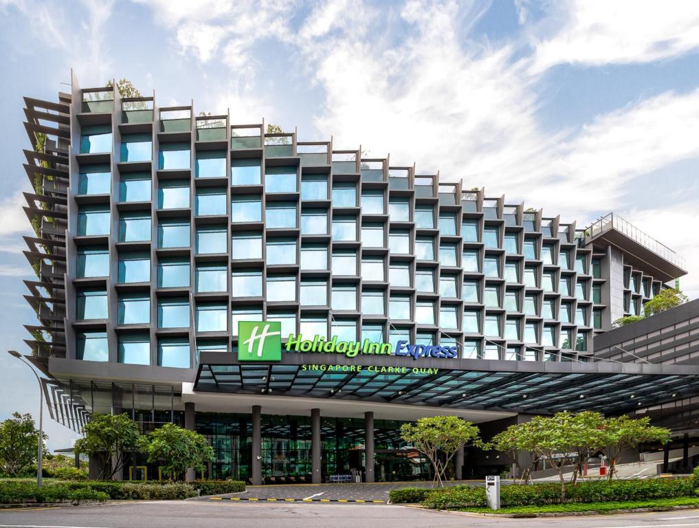 Holiday Inn Express Singapore Clarke Quay (SG Clean), an IHG Hotel