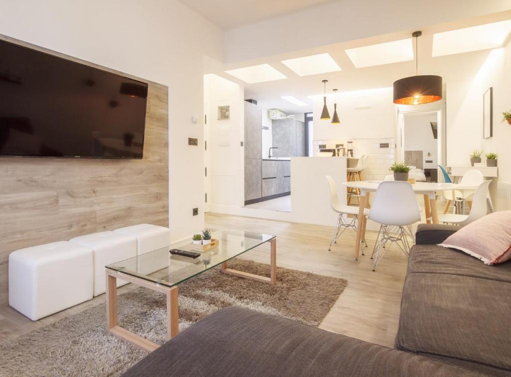 Mirasol apartament en Bilbao la vieja by Urban Hosts