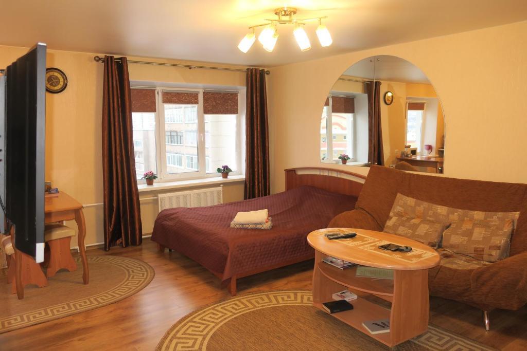 Apartment on Burkova 27