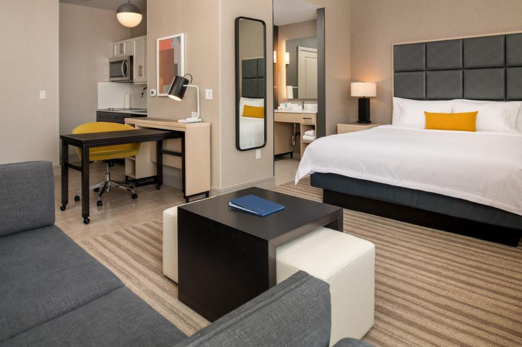 Homewood Suites Accommodations