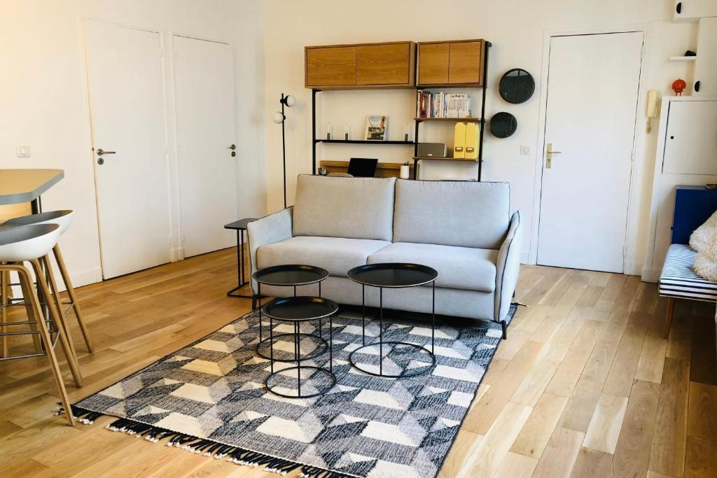 Beautiful apartment Place de la Bastille