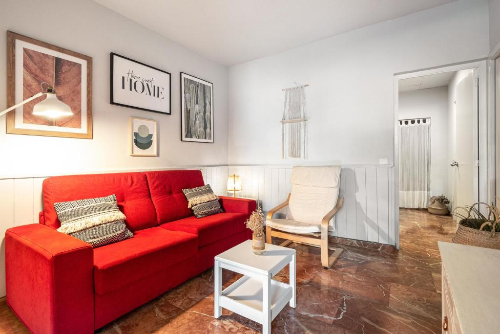 GÜELL APARTMENT FULLY EQUIPPED REF MRHAD