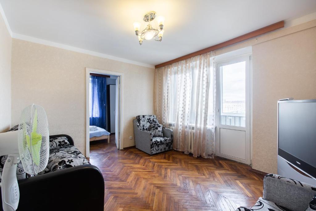 Apartments in Dmitrovskaya