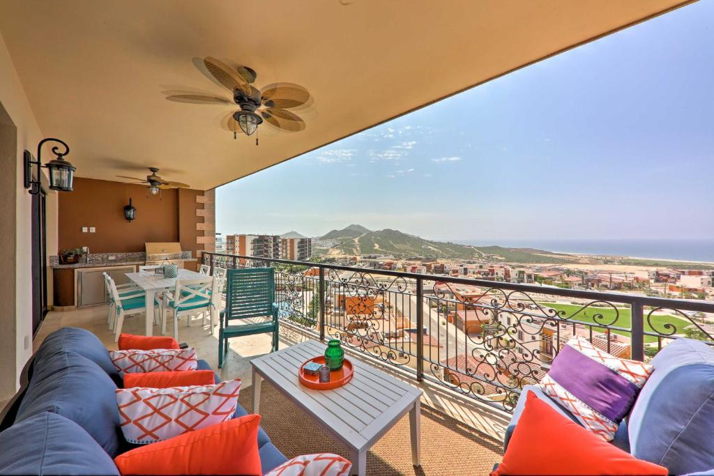 Quivira Resort Condo with Ocean View by Golf and Beach!