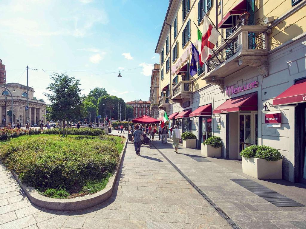 Hotel Mercure Milano Centro
