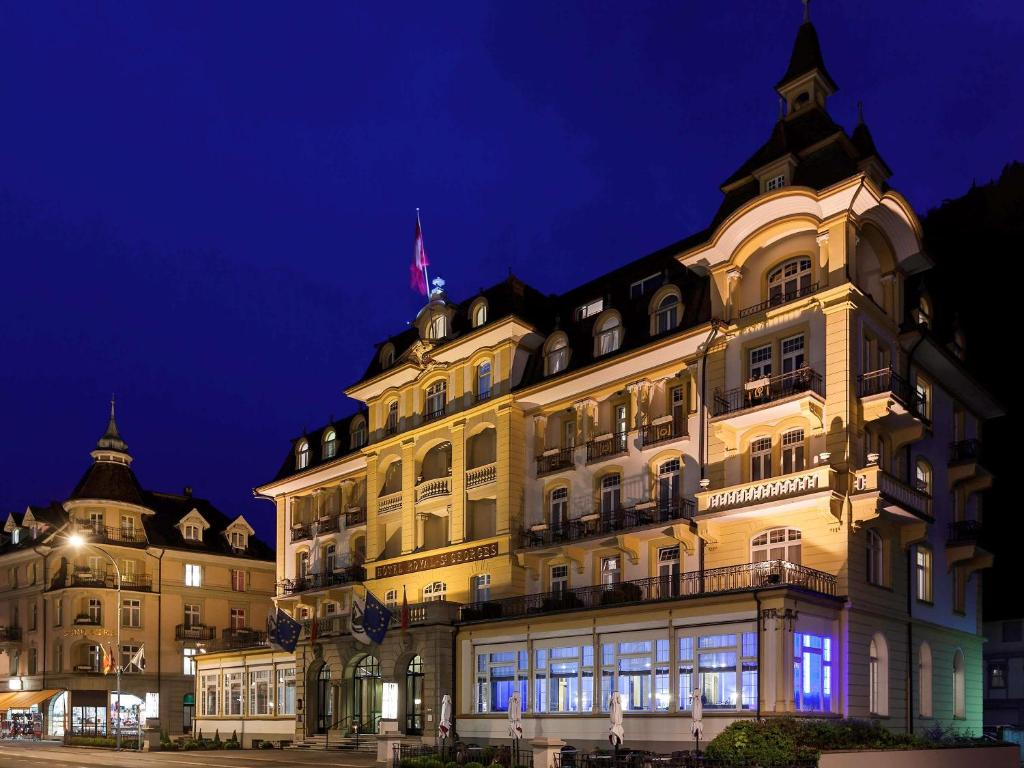Hotel Royal St Georges Interlaken MGallery Collection