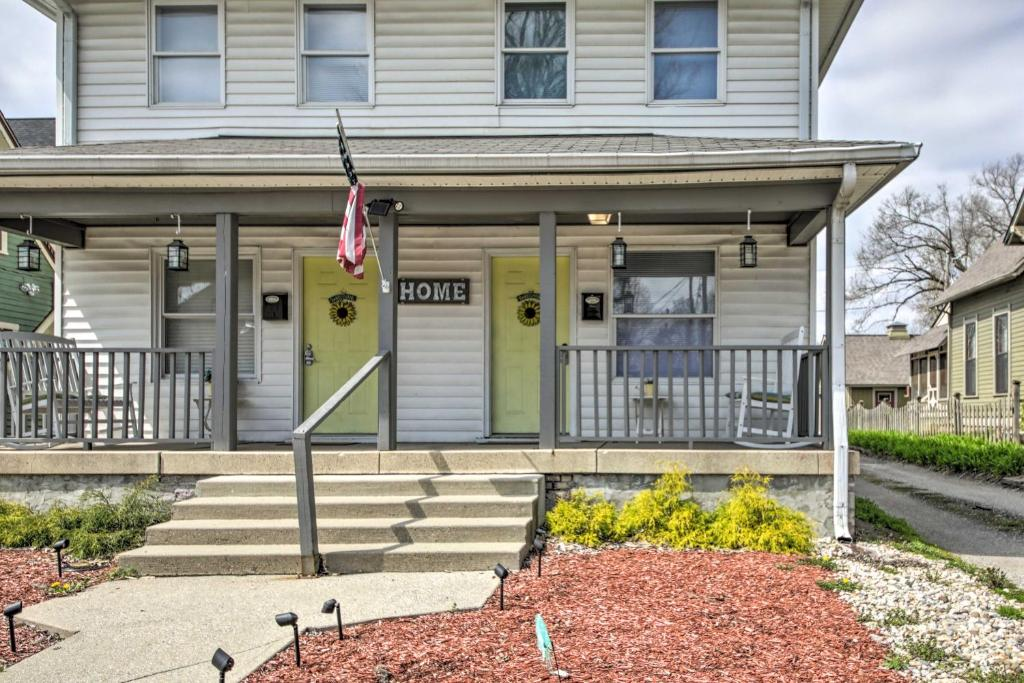 Guest-Ready Townhouse, Less Than 2 Mi to City Circle!