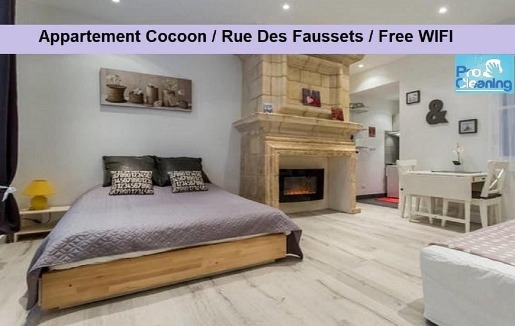 Appart Cozy / Quartier St Pierre