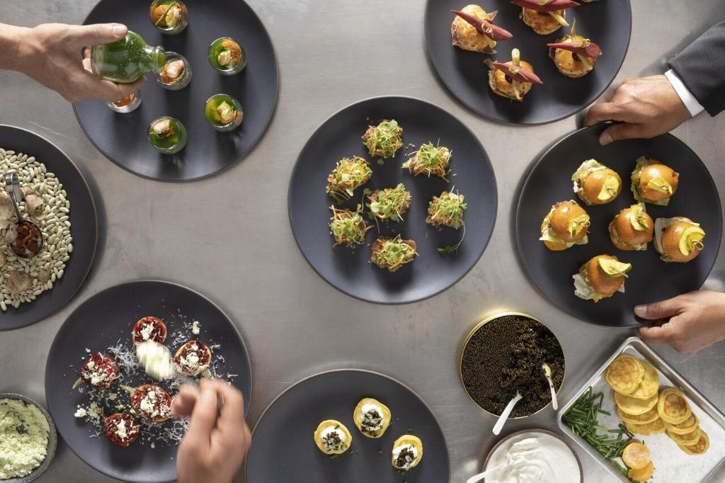 Fairmont Hotels Dining