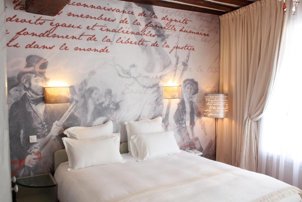 Boutique h tel konfidentiel r servation gratuite sur for Boutique hotel konfidentiel