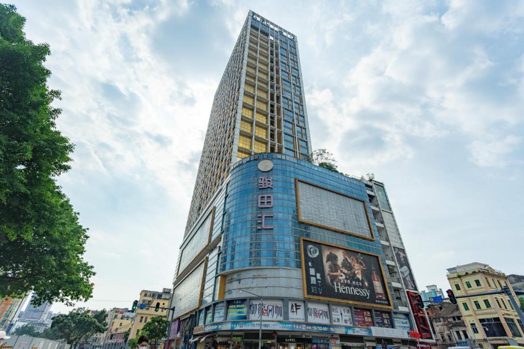 Sunny Private Apartment Hotel Of Grand Continental