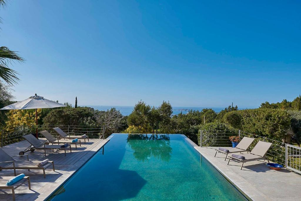 The Ultimate 5 Star Luxury Villa with Private Pool, Ibiza ...