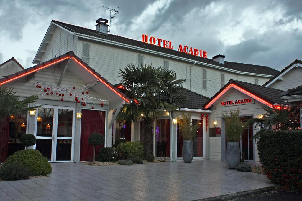 Hotel Acadie  Tremblay En France