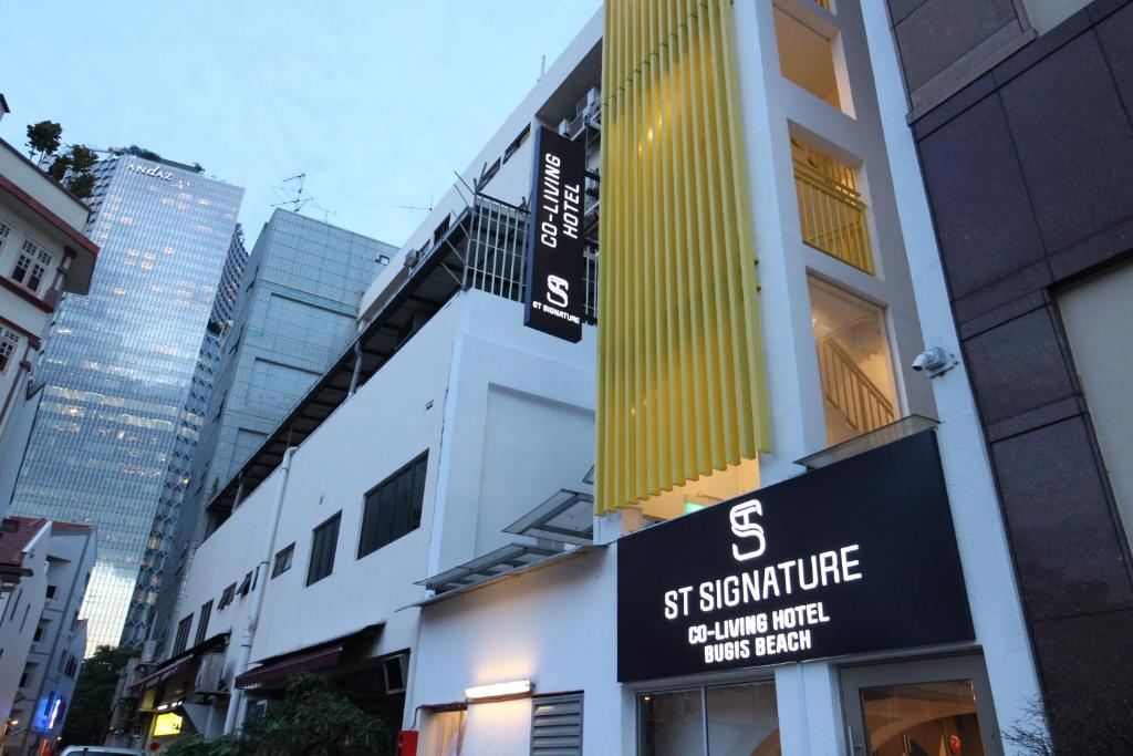ST Signature Bugis Beach [5 Hours, 4PM-9PM] (SG Clean, Staycation Approved)