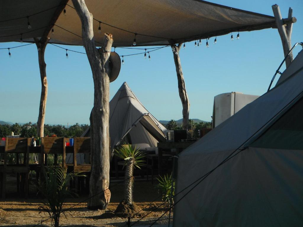 Camp Santos Camp With All The Comforts