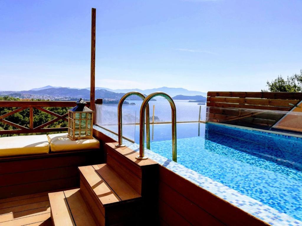Villa Kallisto2br2bth Villa With Private Pool And Stunning Sea Views