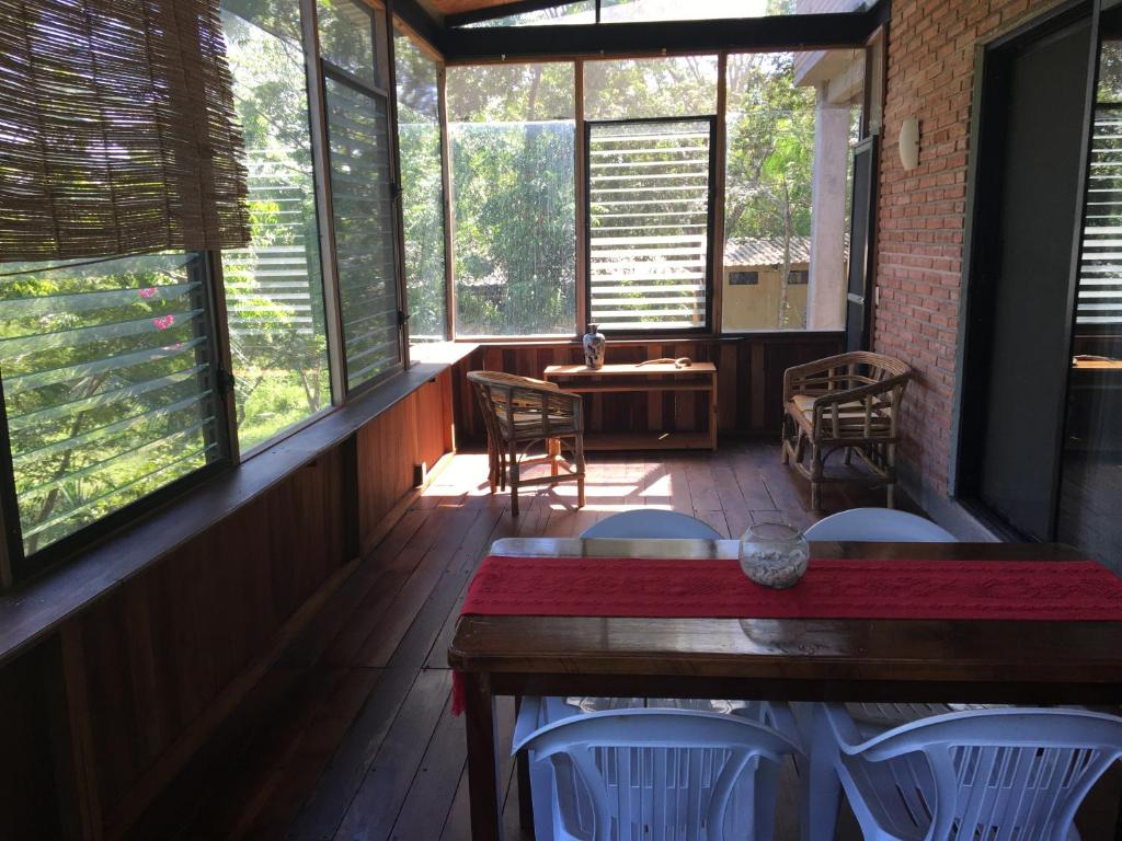 Double Bed Queen size small kitchen terrace wifi air condition quiet