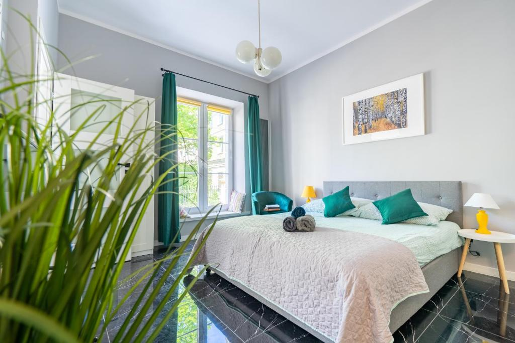 Stylish studio in the heart of the city.