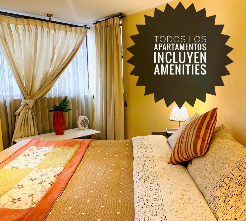 Infinity Apartments Departamentos Amoblados (Santiago Centro)