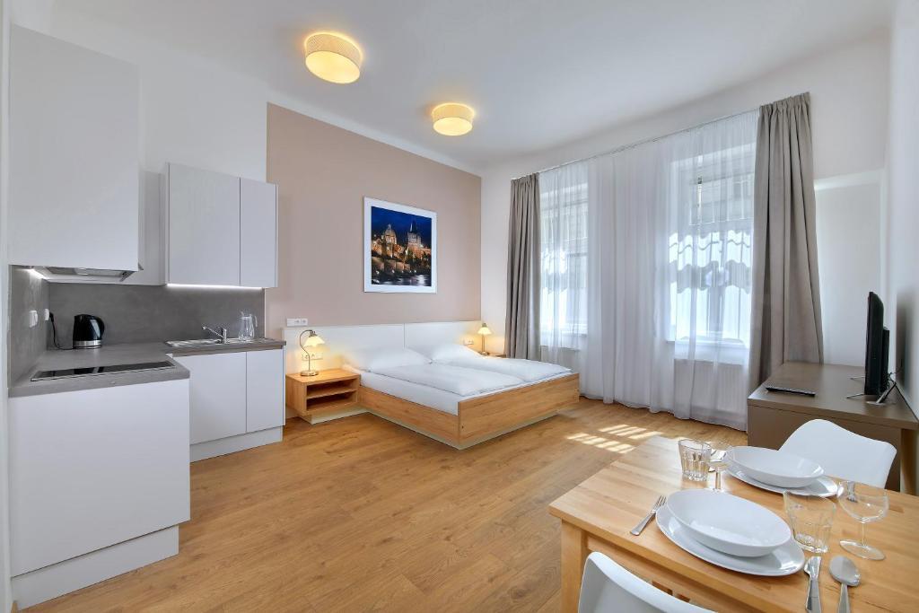 Downtown Suites Kodanska