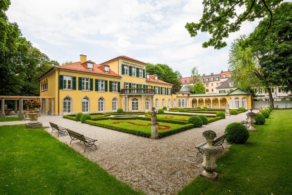 Gästehaus der Katholischen Akademie in Bayern