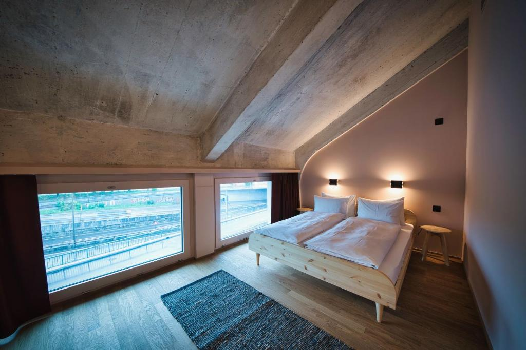 SILO design & lifestyle boutique hostel Basel