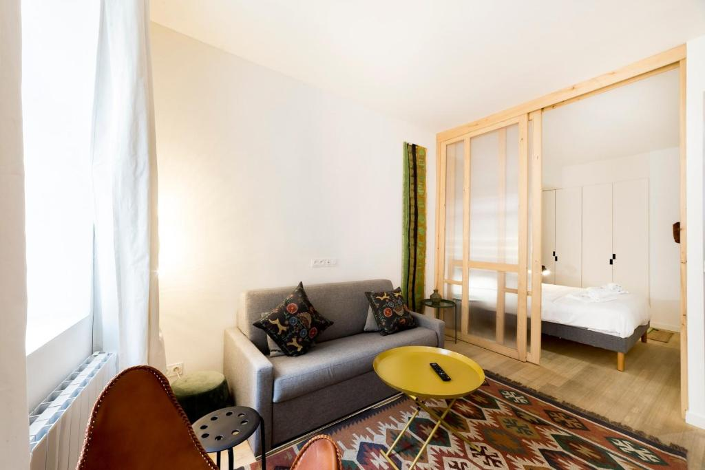 The Ethnic Ambience - Lovely modern & cosy apartment in Vieux Lyon